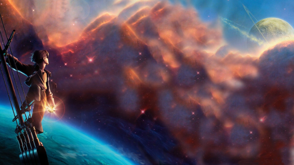 Image from Treasure Planet